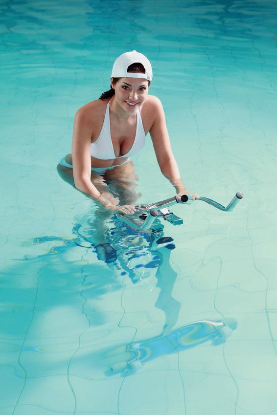 Salle de sport aquabike Ambares-et-lagrave