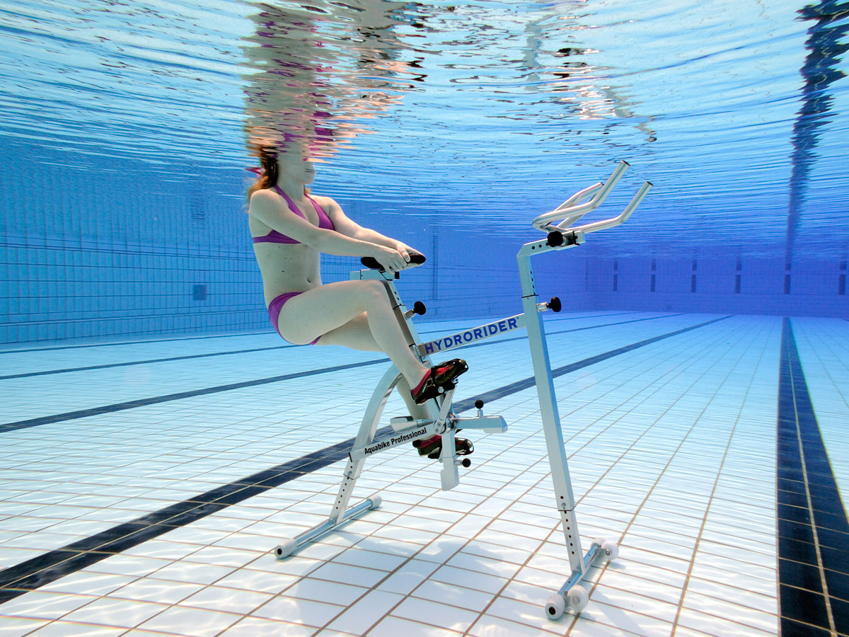 Salle de sport aquabike Parempuyre
