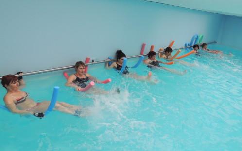 Salle de sport aquagym Ambares-et-lagrave