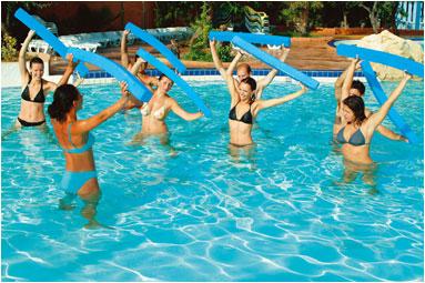 Salle de sport aquagym Bouliac
