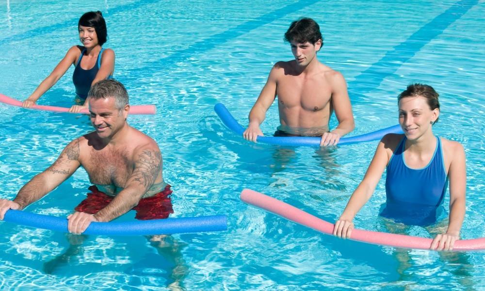 Salle de sport aquagym Bassens