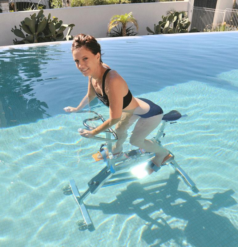 Salle de sport aquabike Le Haillan