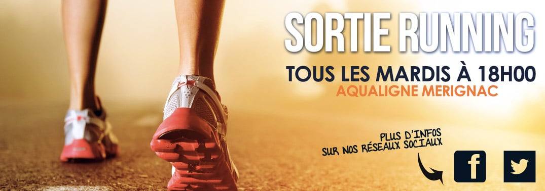 sortie running