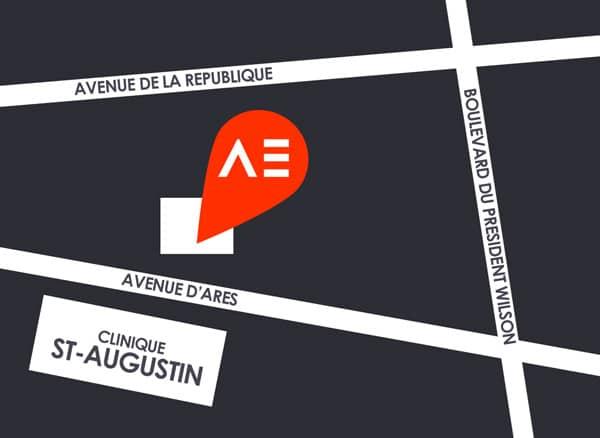 Plan Aqualigne Caudéran