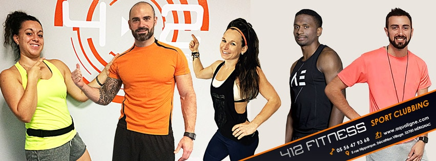 412 Fitness Coaching Bordeaux