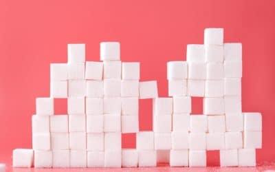 Le sucre que nous consommons