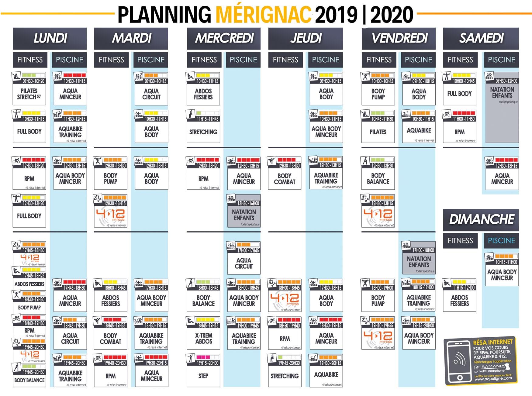MERIGNAC-Planning-19-20